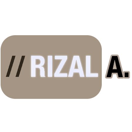 Rizal Alfiannor - Web Developer